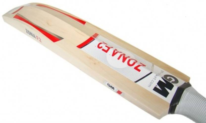 3a5e65ca332 GM Zona 101 Kashmir Willow Cricket Bat (Short Handle
