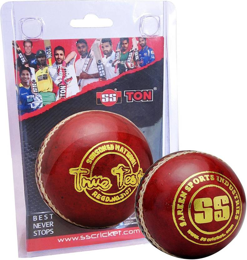 e65fb02fba5 SS True Test Cricket Ball – Size  2.5 (Pack of 2